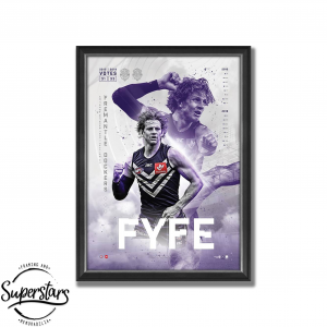 Nat Fyfe Dual Brownlow