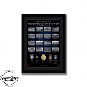Carlton Memorabilia Perth: Decorations of Distinction: A collection of photos and medals from the Carlton Football Club