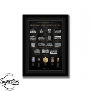 Collingwood Memorabilia Perth: Decorations of Distinction: A collection of photos and medals from the Collingwood Football Club.